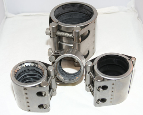 Pipe couplings lancashire fittings