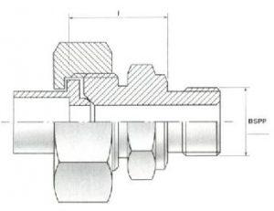 Male Stud Union - BSP Parallel