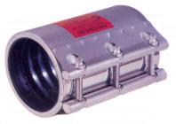 Multi-Flex - Long - EPDM Sleeve - Pipe Couplings