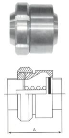 Non-Return Valves - Weld Type - Hygienic Fittings