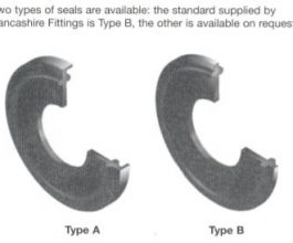 Clamp Union Component - Seals - Hygienic Fittings
